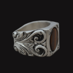 tiger's eye ver ring