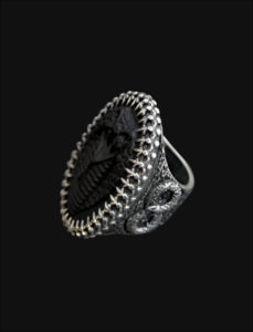 Cobra Ring (sold)